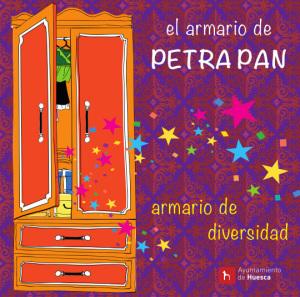 Cartel anunciador de la exposición. / Foto: www.huesca.es