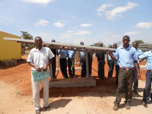 Proyecto  'Nyumbani Village' situado en Kitui (Kenia). / http://www.amigosdenyumbani.es