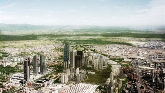 El proyecto Castellana Norte de Madrid generará 120.000 empleos y se desarrollará en 20 años
