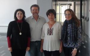 Investigadores de la Universidad de Granada.