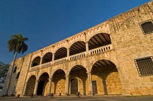 Museo Alcázar de Colón en la Plaza de España de Santo Domingo (República Dominicana). / http://godominicanrepublic.com