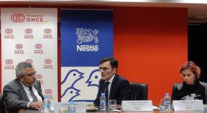 La Fundación Once y Nestle dieron a conocer los detalles del acuerdo.