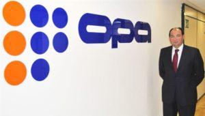 El presidente de OPA, Camilo Abiétar. / Foto: OPA