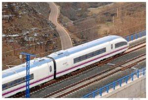 Los trenes AVE transportarán órganos.