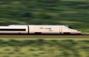 Tren AVE. / Foto: Europa Press.