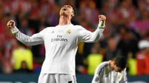 Cristiano Ronaldo gana el Balón de Oro.