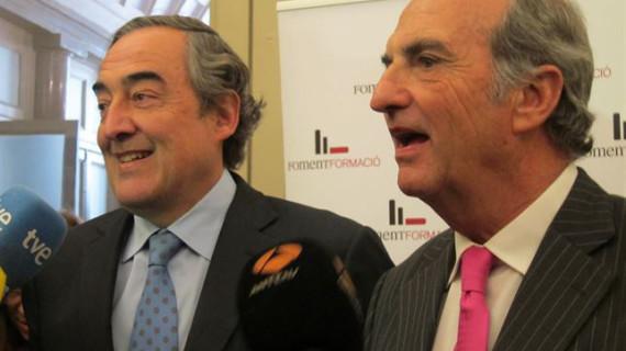 Madrid, Cataluña y Comunidad Valenciana ocupan las vicepresidencias de CEOE