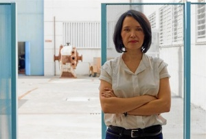 La investigadora Eva María Pérez.