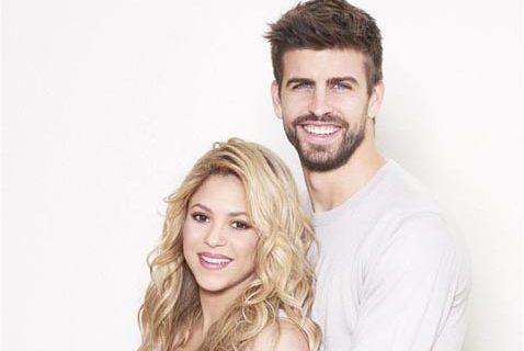 Shakira y Piqué celebran la llegada de su nuevo hijo colaborando con Unicef