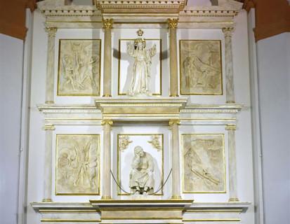 La parroquia valenciana de 'La Roqueta' vuelve a tener retablo mayor después de 79 años