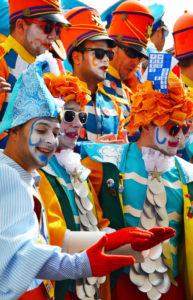El 12 de febrero arranca oficialmente el Carnaval en la capital gaditana. / Foto: David Ibáñez Montañez