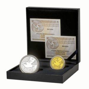 Las dos monedas