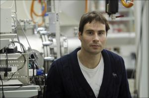 El investigador Emilio José Cocinero.