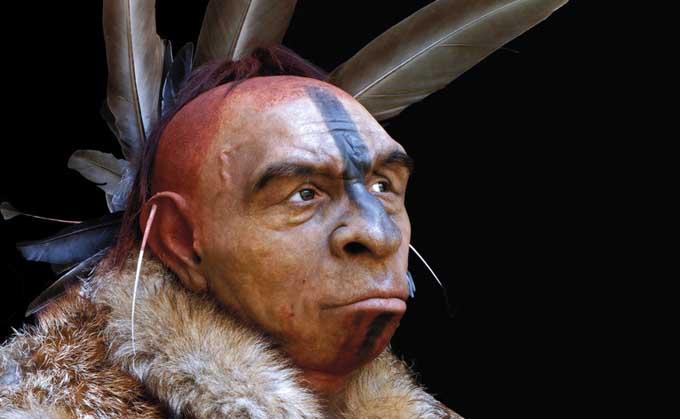 Los neandertales desaparecieron ante de la península ibérica que del resto de Europa.