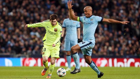 El FC Barcelona vence al Manchester City