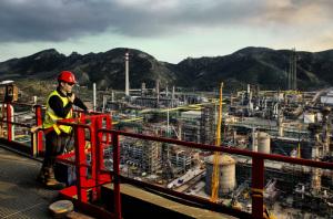 Refinería de Repsol en Cartagena. / Foto: Repsol