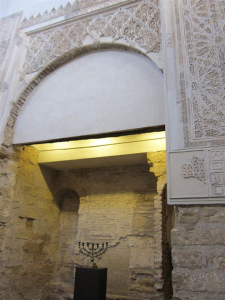Sinagoga de Córdoba. / Foto: Europa Press.
