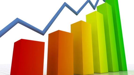 El número de empresas aumentó un 0,32% en 2014, con 9.826 empresas nuevas