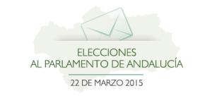 Elecciones al Parlamento de Andalucía. /