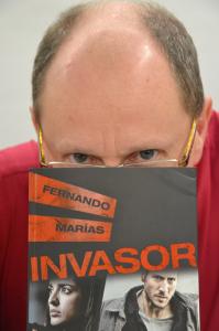 Su novela 'Invasor' es una de las tres que ha llevado al cine.