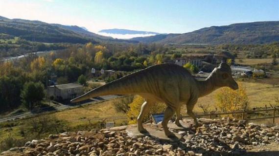 Reconstruido por primera vez en 3D el interior del cráneo de un dinosaurio hadrosáurido europeo
