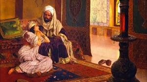 Ibn Zaydun y Wallada. / http://dealandalusasefarad.blogspot.com.es