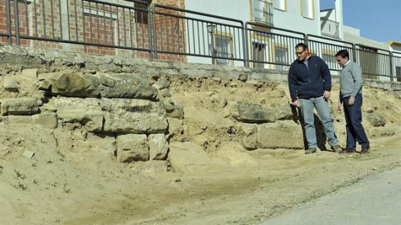 Descubren en Jaén el anfiteatro romano de la ciudad de Obulco, actual Porcuna