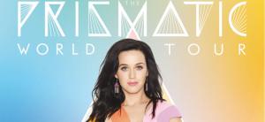 Katy Perry comienza en Europa 'Prismatic World Tour'. / http://www.palausantjordi.cat