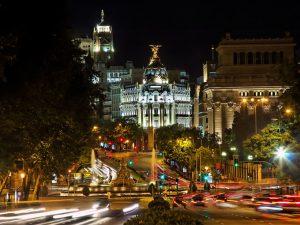Madrid. / http://nightlife.collegian.com