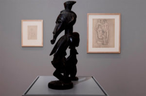 'Movimientos y secuencias' estará abierta hasta el próximo 17 de mayo. /Foto: Museo Picasso Málaga