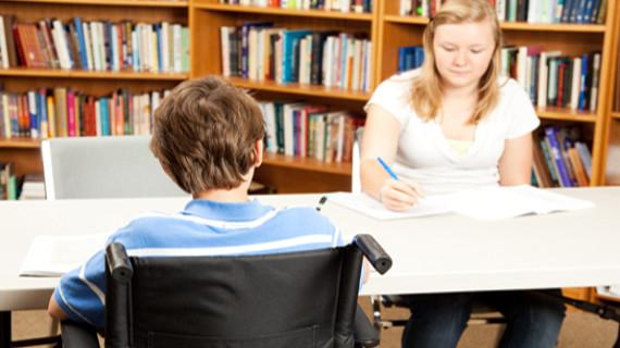 Cocemfe comienza su proyecto de apoyo a alumnos con discapacidad para luchar contra el fracaso y abandono escolar