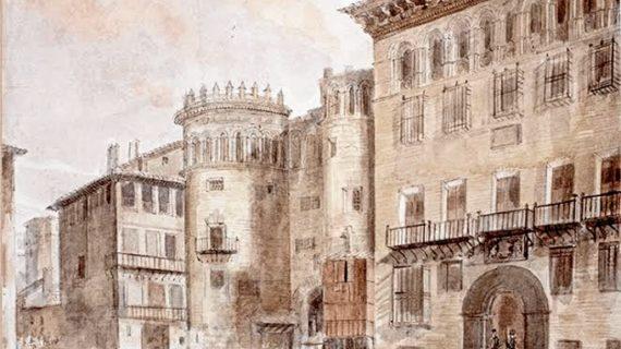 Zaragoza, la ciudad de las 12 puertas medievales