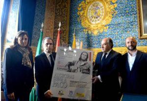 En la oficina de Correos podrá verse el sello especial dedicado a Paco. / Foto: Ayuntamiento de Algeciras.