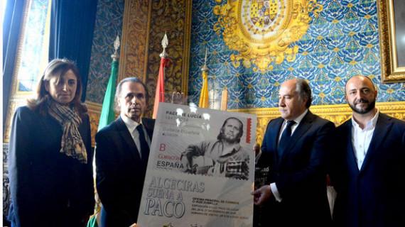 Algeciras recuerda a Paco de Lucía cuando se cumple un año de su desaparición