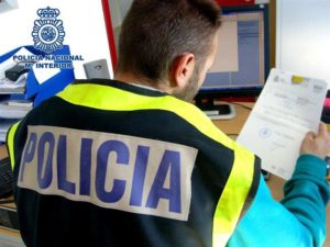 Los agentes han logrado arrestar a los implicados.