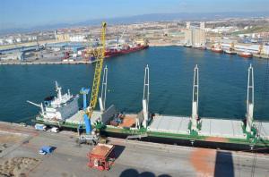 Uno de los puertos del Estado. / Foto: Puertos del Estado.