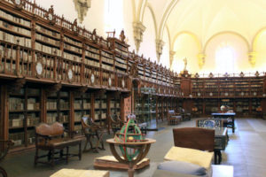Biblioteca de la Universidad de Salamanca. / http://www.cervantesvirtual.com