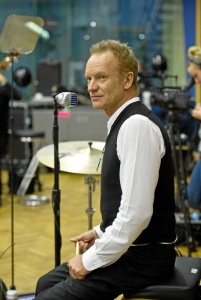 El músico británico Sting. / Foto: sting.com