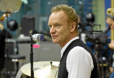 Sting, cabeza de cartel del 35 Festival de la Guitarra de Córdoba