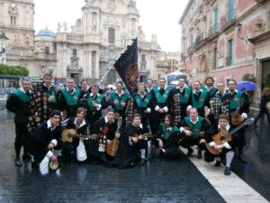 Tuna de la Universidad de Oviedo. / http://www.unioviedo.es