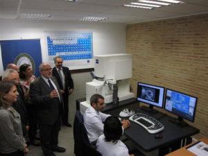 Investigadores de la Universidad Católica de Murcia. / Foto: Europa Press.