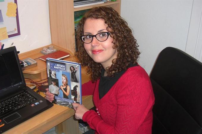 La profesora de la Facultad de Comunicación de la Hispalense Irene Raya.