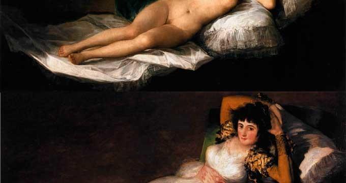 Las teorías que aseguran que Goya pintó sus 'Majas' en Doñana