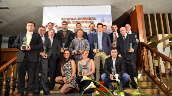 Torrevieja acoge la IX gala de los Premios Nacionales de Remo