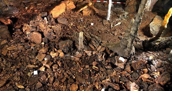 Una estalagmita de La Garma permite reconstruir la circulación atmosférica de hace 12.000 años