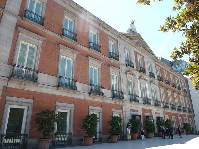 Museo Thyssen Bornemisza de Madrid.