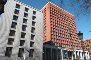 Sede del Ministerio de Sanidad. / Foto: Gobierno de España.