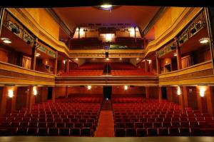 Teatro de La Latina (Madrid). / http://madridesteatro.com