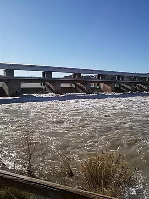 Estabilizados los caudales del Ebro a su paso por Cataluña