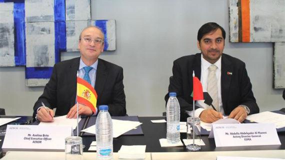 Firman un convenio para facilitar la exportación de productos españoles a Emiratos Árabes